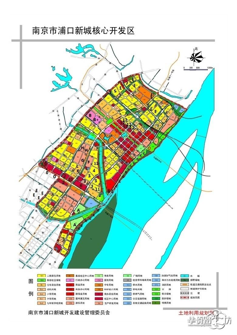 乐府家园社区地图