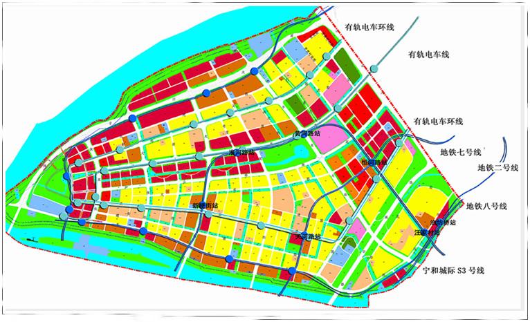 街景地图之河西南部新城】咩咩晨为你画一个河西南,七盘联手打造南京