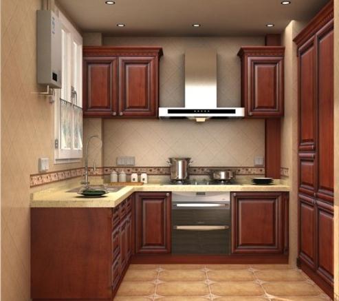 編者按:外食是多數都市上班一族的選擇,如果有一個美美的廚房擺在你面前有沒有想動手做飯的沖動呢,所以說廚房是一個家庭的重心,今天小編為大家帶來幾款風格不同的廚房裝修效果圖,這幾款廚房裝修效果圖各不相同,讓大家在比較的同時也能學習到相應的廚房裝修知識。