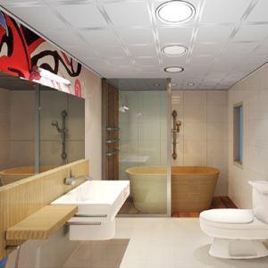【装修指南】卫生间集成吊顶的主要特点和优势