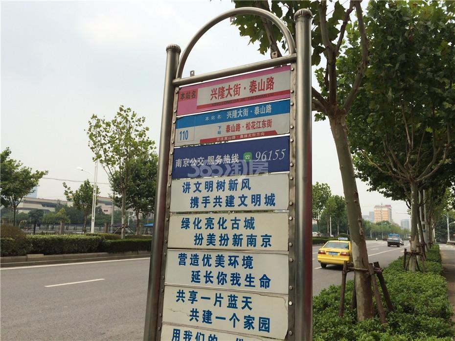 金隅紫京府实景图(8.12)