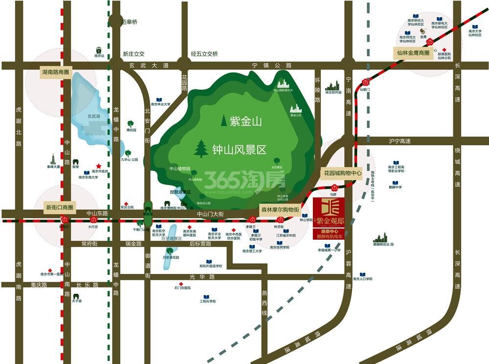 南京28路公交车地图