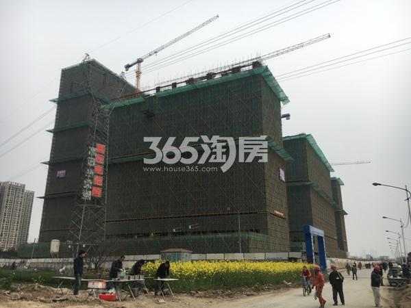 东方万汇城实景图(3.23)