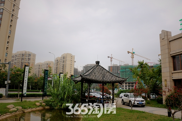 三潭音悦小区环境(2016年10月摄)