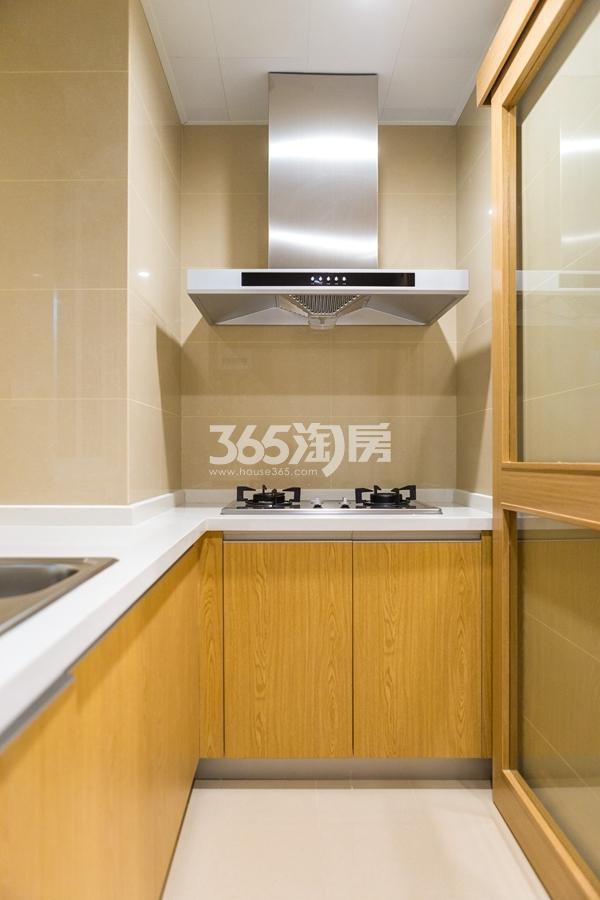 启迪协信无锡科技城78平样板间厨房