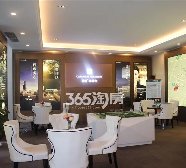 融创玖樟台售楼部(2017.3)