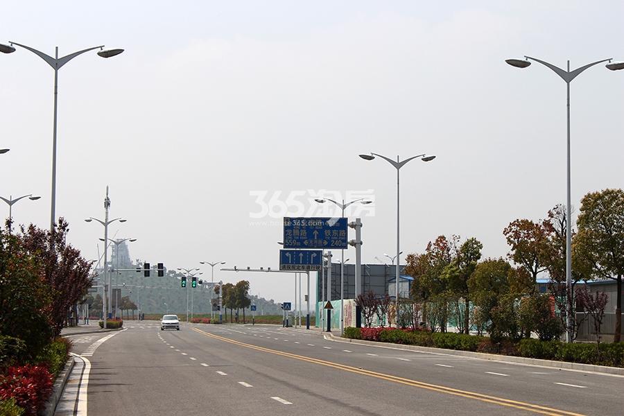 禹洲新城里交通图