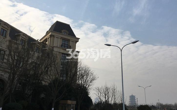 世园大公馆实景图(2017.5)