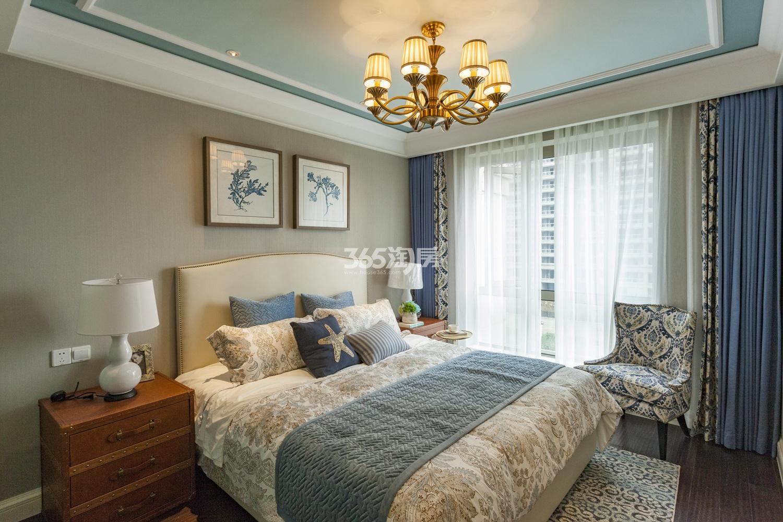 阳光郡140方(D户型)样板房---卧室