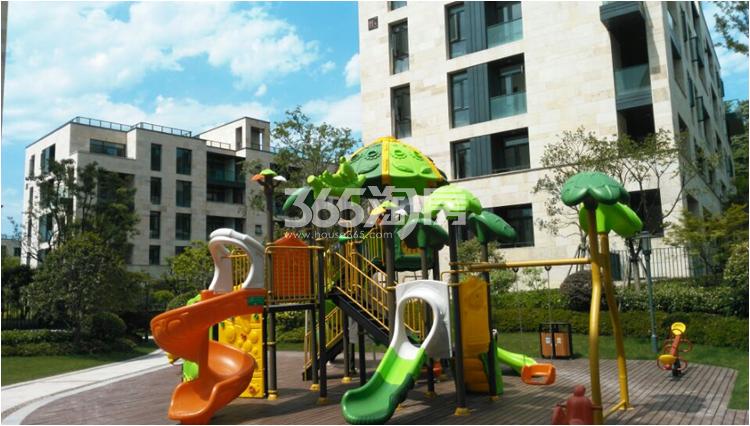 西溪十九府项目儿童游乐区